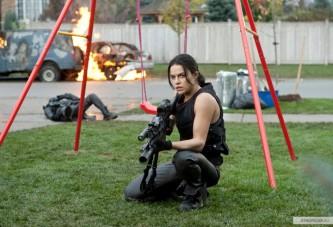 Michelle Rodriguez returns for Resident Evil: Retribution