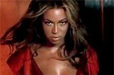 El comercial de Beyoncé es Censurando por ser muy provocativo?