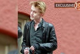 Y a hombre que le paso? es Gaunt Macaulay Culkin ¿Qué estará pasando?