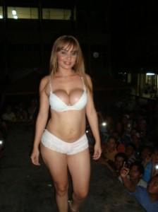 Debbie rochon nude pics 581