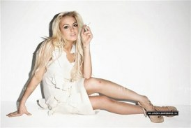 Lindsay Lohan Sexy y provocativa