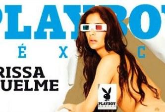 Larissa Riquelme en la revista de Playboy México edición mayo 2011