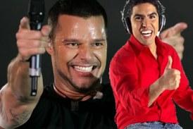 Eddie Piolín Sotelo posible novio de Ricky Martin?