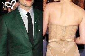 Robert Pattinson Inicialmente atraído por Kristen Stewart ¿QUÉ?!