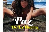 Paz de la Huerta celebra su desnudo en Playboy