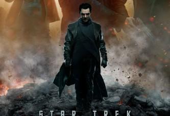 Star Trek 2 trailer Internacional, Into Darkness(En la Oscuridad) Poster, Portada de Revista y Más