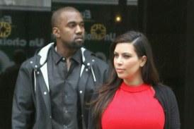 Solo a Kim Kardashian y Kanye se les ocurrió nombrar a su hija North West