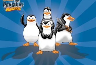 Mira el primer corte de Pinguinos de MADAGASCAR