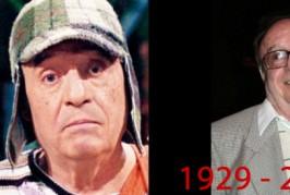 Adiós al gran Cómico de Mexico. Muere Roberto Gómez Bolaños, 'Chespirito'