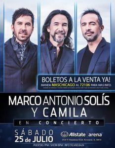 Marco Antonio Solis @ Allstate Arena | Rosemont | Illinois | United States