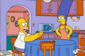 Divorcio de Homero y Marge Simpson  en la próxima temporada