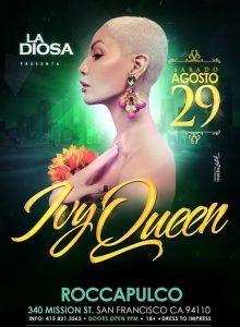 Ivy Queen @ Roccapulco Club