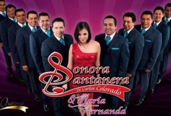 Sonora Santanera Con Nuevo Disco Navideno