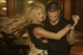 """El nuevo sencillo de Shakira """"Chantaje"""" sobrepasa los  420 millones de reproducciones en un corto tiempo"""