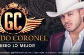 """Primicia Musical de  Gerardo Coronel """"Te deseo lo mejor"""""""